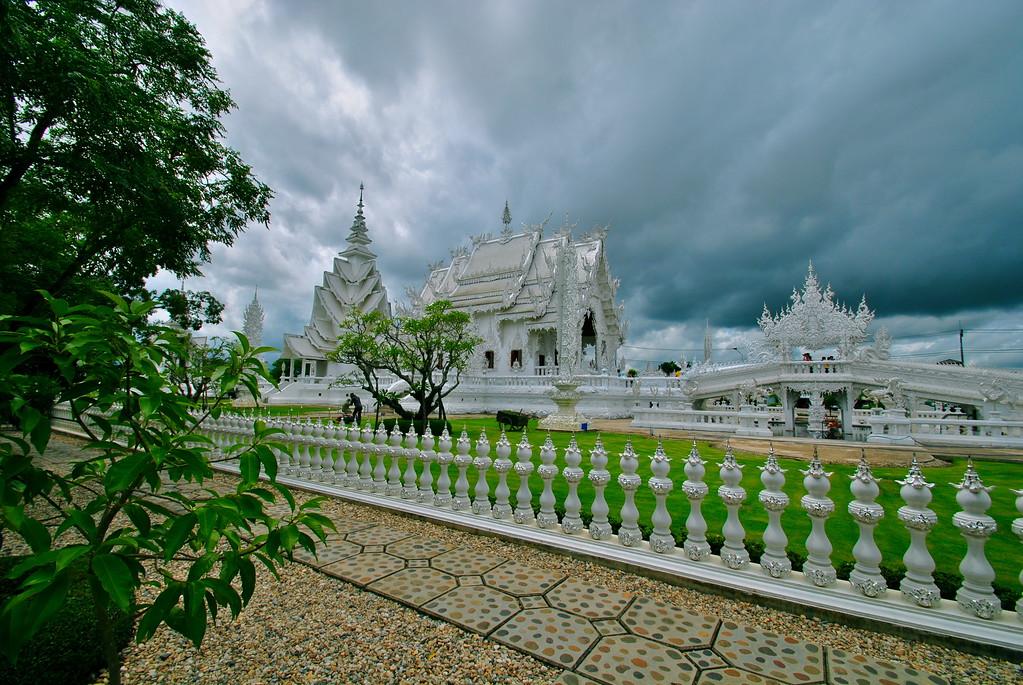 White Temple Chiang Rai