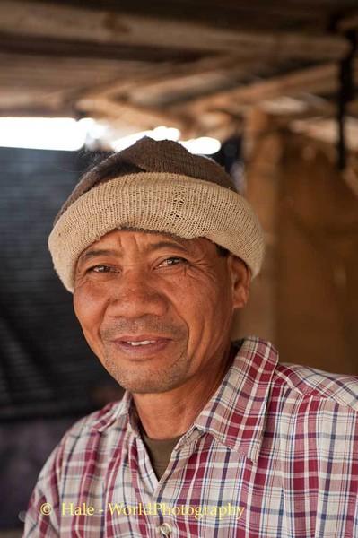Thai Tobacco Worker