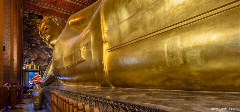 Full Reclining Buddha