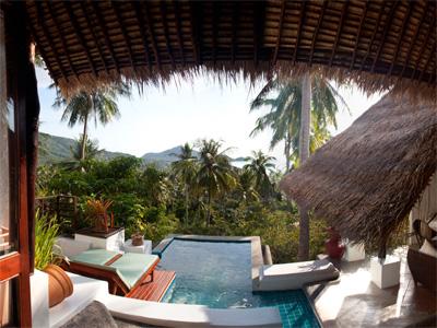 Anankhira Villas, Koh Tao