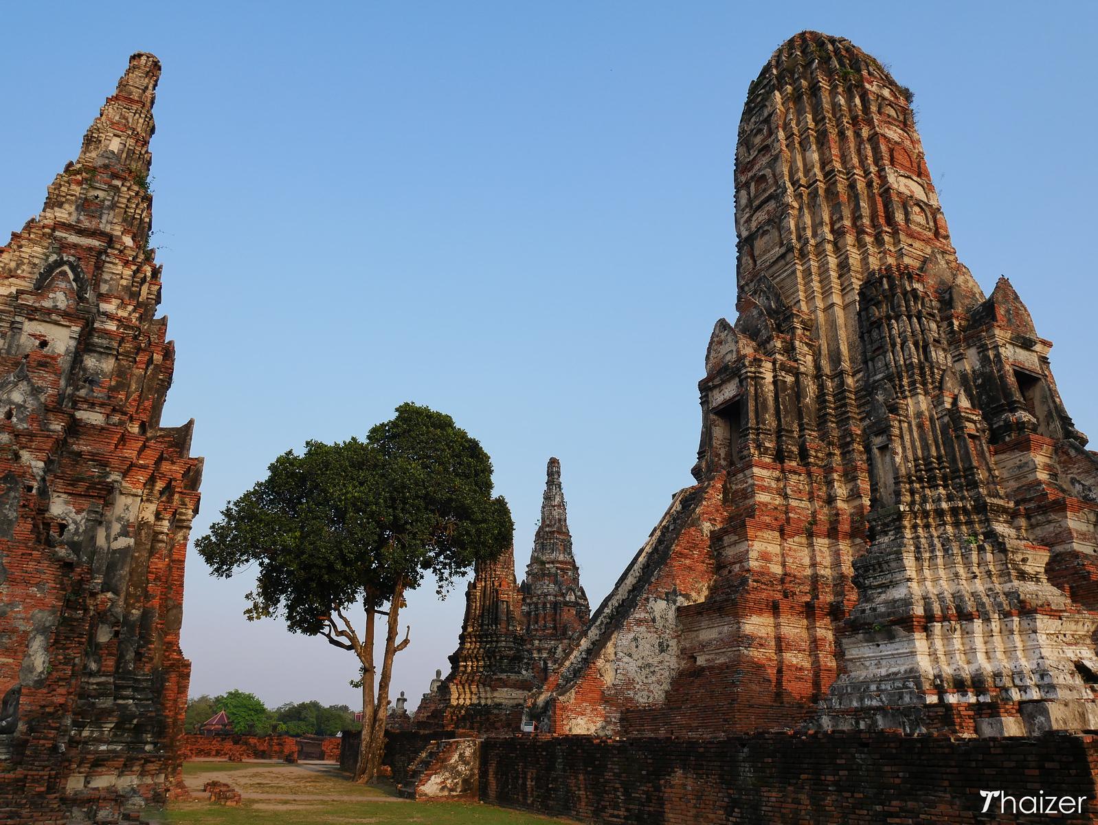 Wat Chaiwatthanaram, Ayutthaya