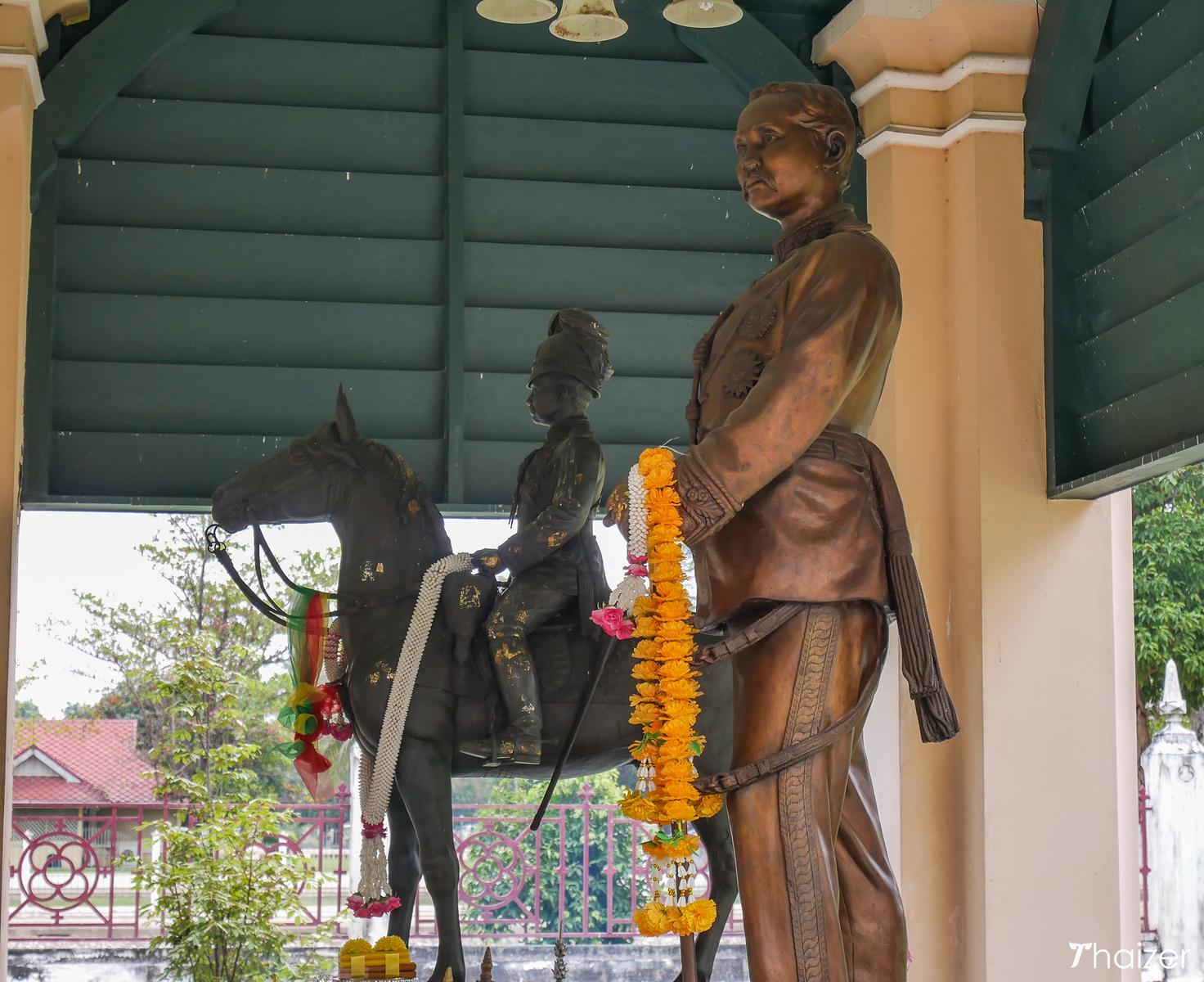 King Chulalongkorn (Rama V)
