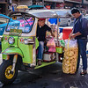 Packing the Tuk-Tuk