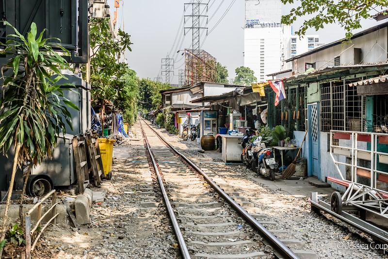 Living Next to the Tracks