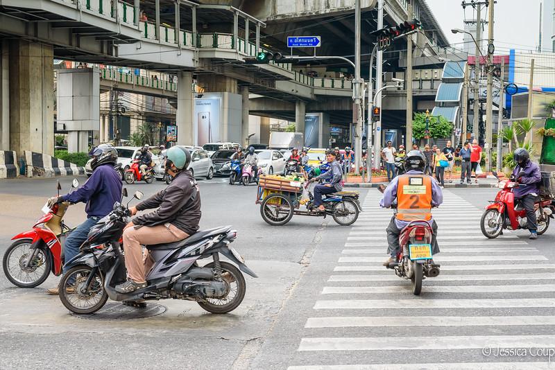 Chaos Traffic