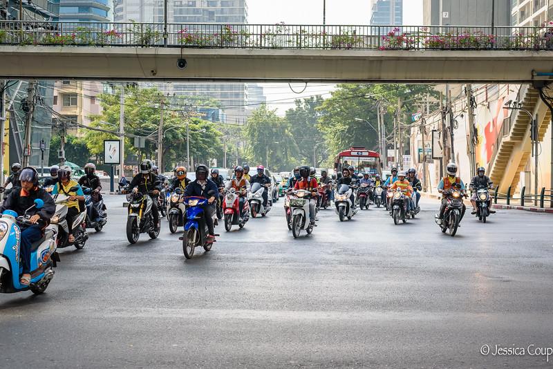 Bikers of Bangkok