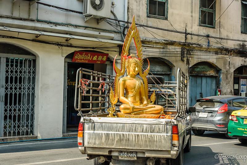 Buddha on the Go