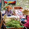 Floating Veggie Shop