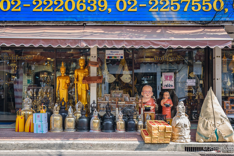 Buddhas and Bells