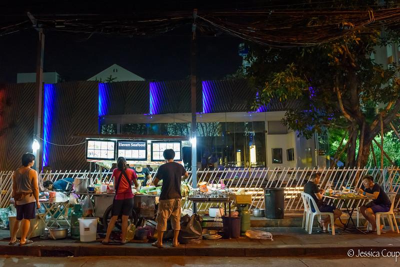Night Hawkers