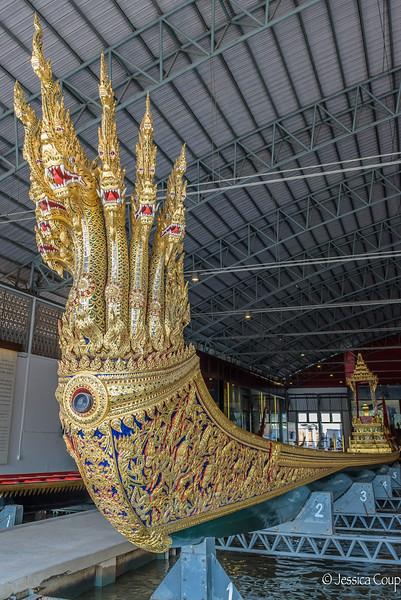 King's Royal Barge