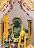 The Indra shrine in Bangkok