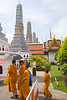 Wat Phra Kaew (The Temple of the Emerald Buddha), Bangkok, Thailand