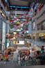Inside MBK one of Bangkok's many giant malls.