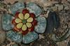 Ceramic mosaic at Wat Arun