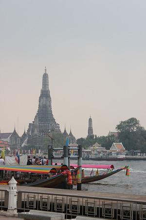 Wat Pho & Wat Arun