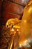 The giant reclining Buddha