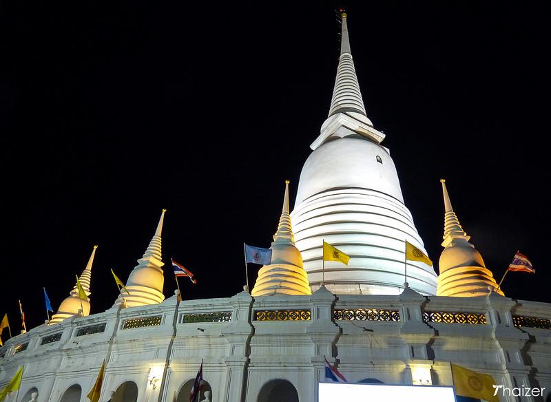 chedi at Wat Prayoon, Bangkok