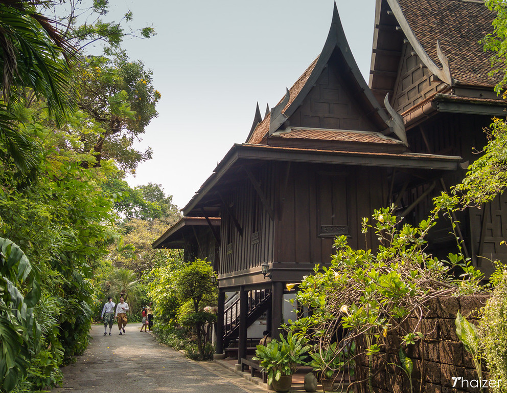 MR Kukrit's Heritage Home, Sathorn