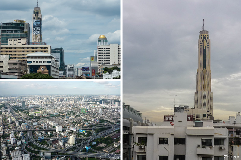 Baiyoke Tower and Sky Hotel, Bangkok