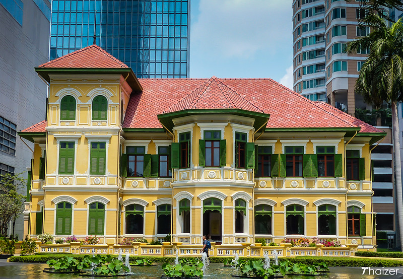 the House on Sathorn, Bangkok