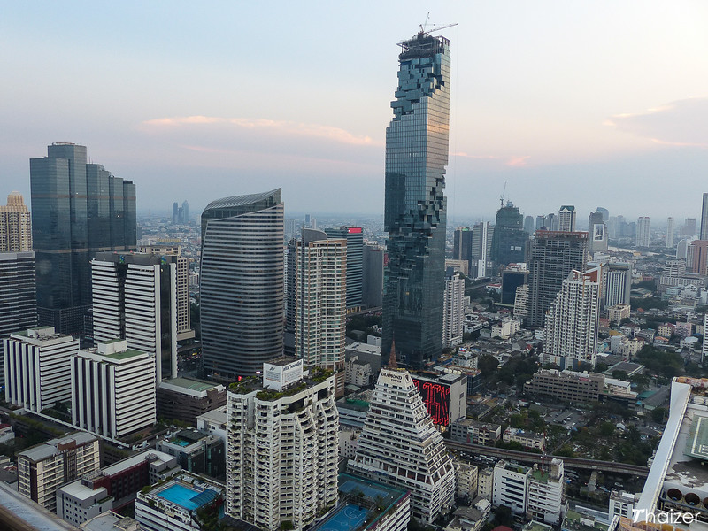 MahaNakhon building, Bangkok