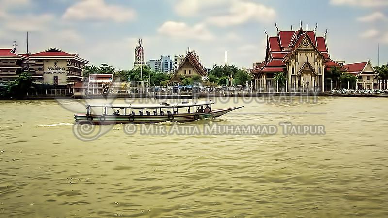 River Chao Phraya Bangkok