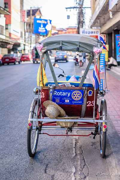 Rotary Tuk Tuk