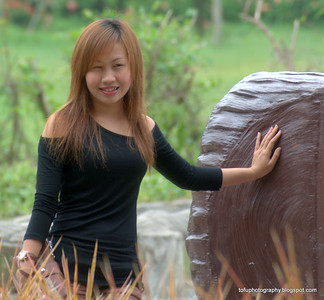 The Sankampaeng Hot Springs  pt 2 - September 2012