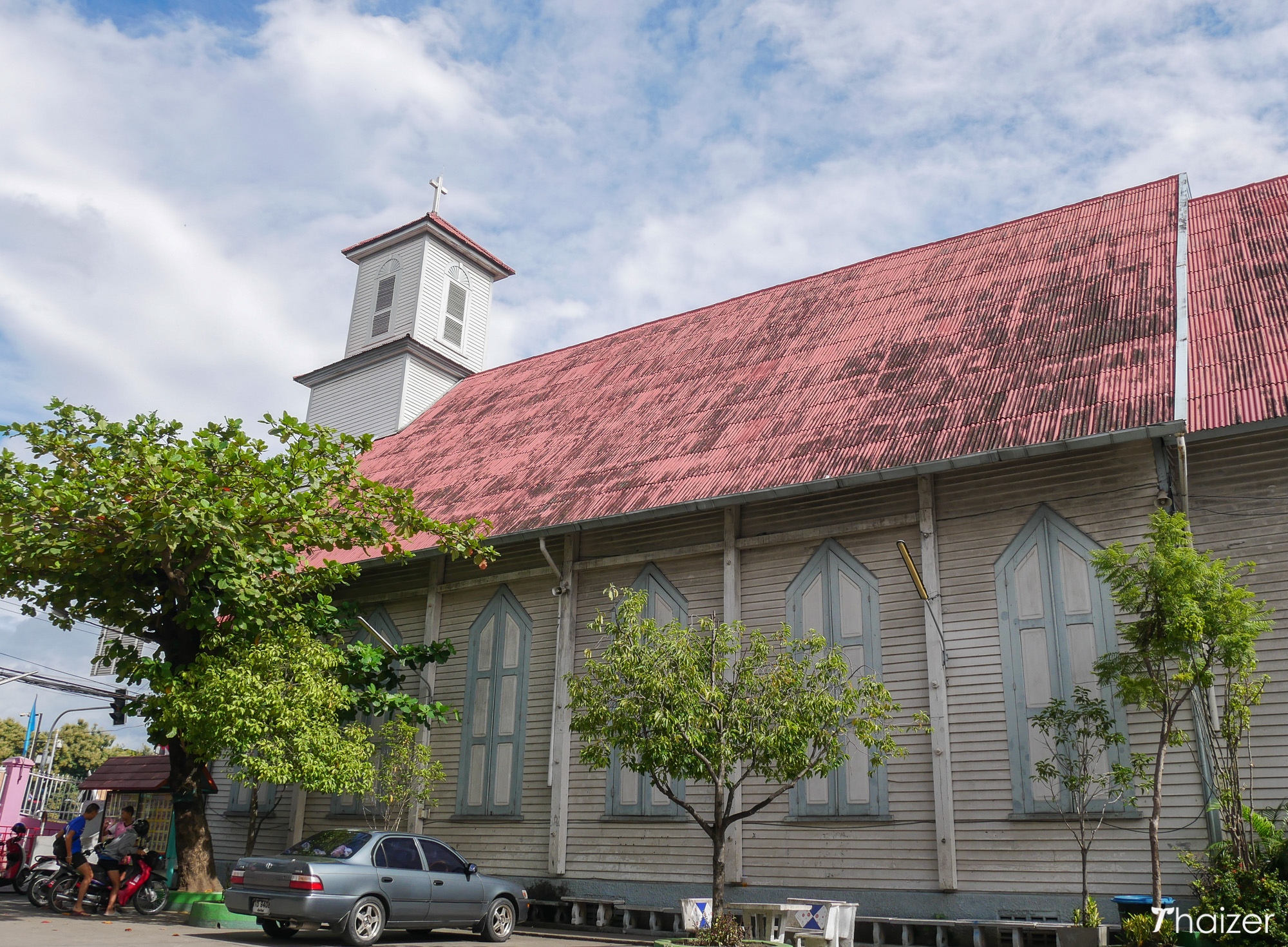 Chiang Mai's first church