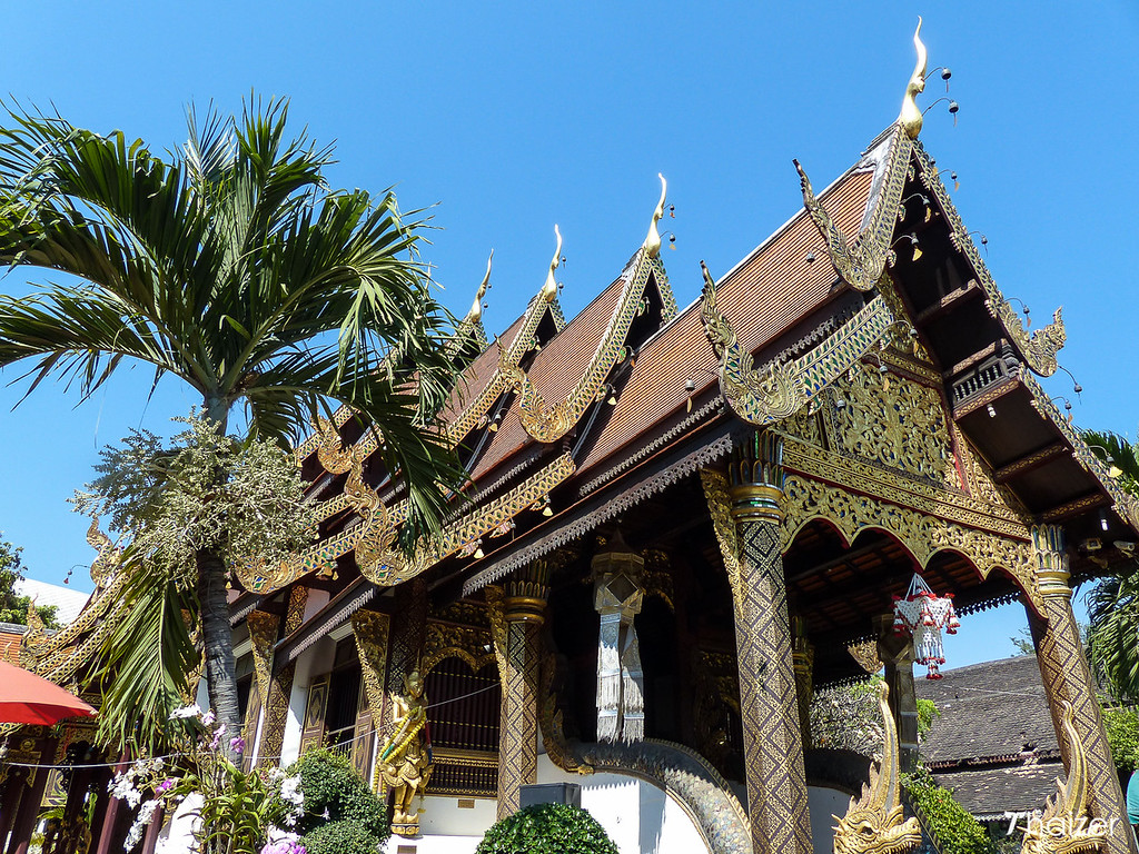 Wat Kate, Chiang Mai
