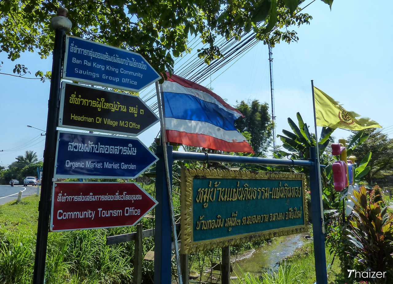 welcome to Ban Rai Kong Khing