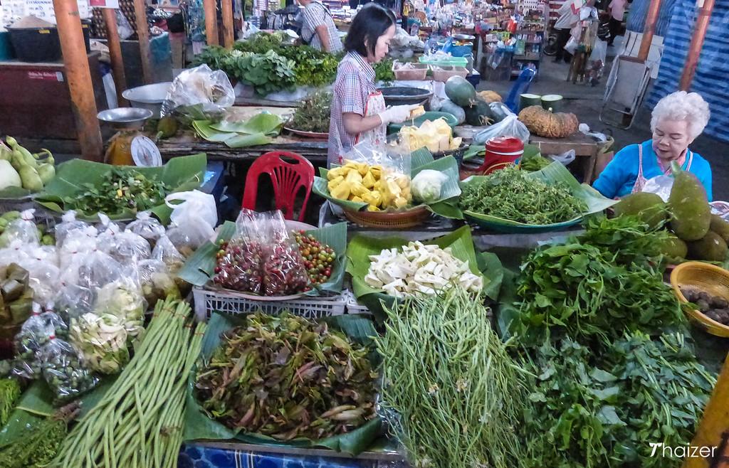 San Pakoy Market, Chiang Mai
