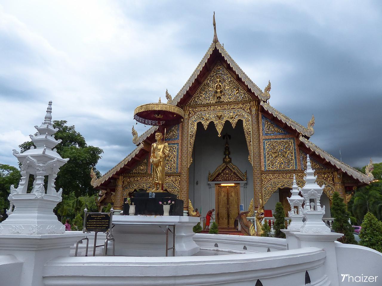 Wiharn Luang, Wat Phra Singh, Chiang Mai