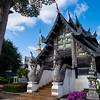A small temple at Wat Chedi Luang