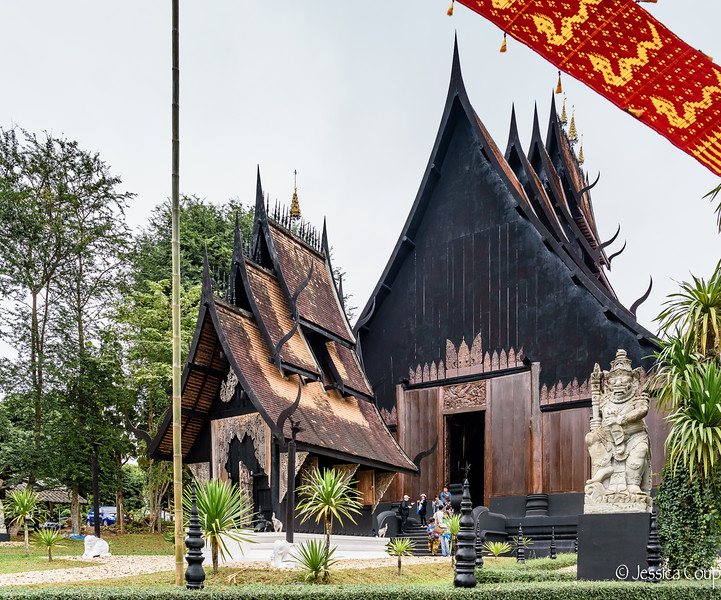 Black House/Black Temple
