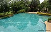 The swimming pool at the Legend Hotel, Chiang Rai, Thailand in May 2016