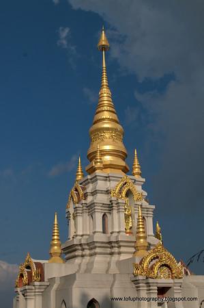 Princess Mother Pagoda, Mae Salong pt 2 - December 2009