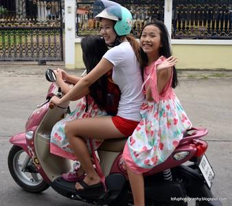 Wandering around Chiang Mai - May 2016