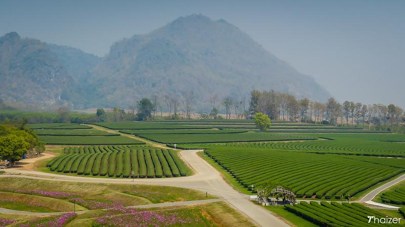 views from Bhu Bhirom Restaurant