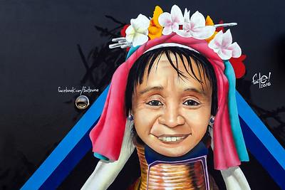 Chiang Mai Street Art