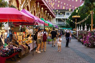 Chiang Mai Sunday Night Market
