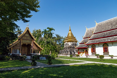 Wat Chiang Man Temple Grounds