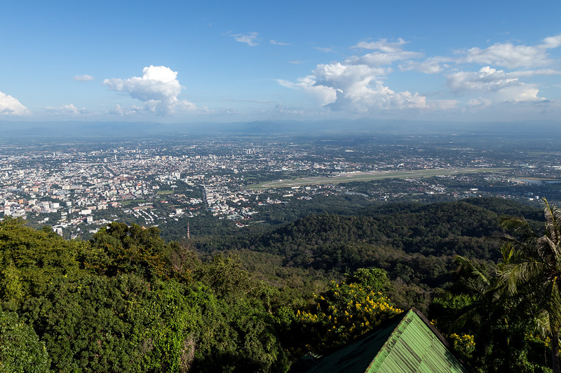 Wat Phra That Doi Suthep Viewpoint