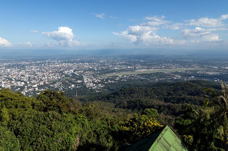 Wat Phra That Doi Suthep Viewpoint
