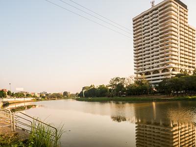 Chiangmain Urban Landscape