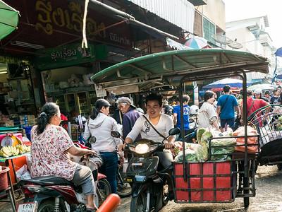 Chiangmai Busy Market