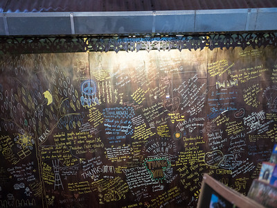 Hostel Message Board
