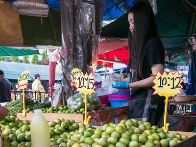 Chiangmai Shy Vendor