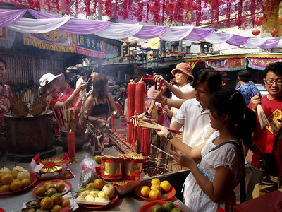 Chinese New Year, Bangkok, Thailand